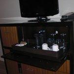 Dresser, TV