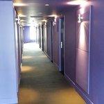 6th floor hallway