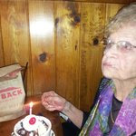 Happy Birthday to Nana!