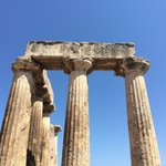 Temple of Apollos in Corinth