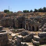 Amazing ruins of Corinth