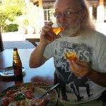 Pizza & beer!