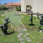 Свой мини-гольф