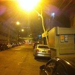 Calle del Hostel