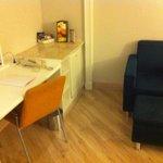 Habitación, escritorio