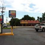 PHONE: 903-742-9291   TEXAS INN MOTEL (FRONT SIDE)