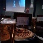 Dinner at Ruskin´s Pub