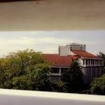 Balcon view...