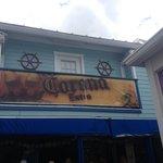They have corona!