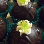 65% Kalamazoo stout truffle