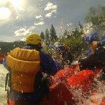 Lochsa River Rafting - ROW Foto