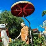 Anlage des Big Buddha Koh Samui