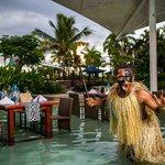 Lomani Wai (In the water dining)