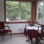Breakfast room at Intake House Foyers