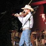 The fiddler...