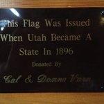 Descriptive plaque...