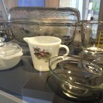 Pyrex - synonymous with Sunderland