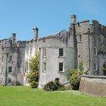 Picton Castle exterior