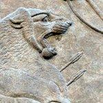 Lion Hunt Panels in the British Museum