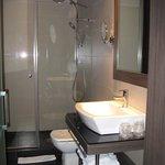 Propere, nette badkamer