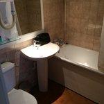 Salle de bain - chambre 204