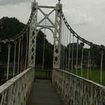 Going over the Shaky Bridge