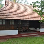 a traditional Kerala bungalow