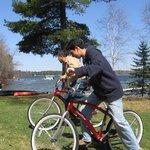 enjoy these bikes