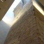 Torre all'interno del percorso museale