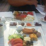 Upperhouse kahvaltı
