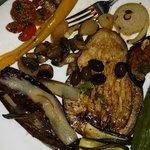 Antipasto di verdure grigliate