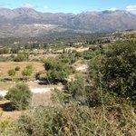 View of Cortes de la Frontera from Gaucin