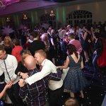 The montgomerie suite dance floor