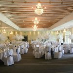The stunning Montgomerie Suite