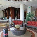 Lobby of Buena Vista Gulf Hotel