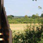 Vue panoramique du Refuge des Prés Verts