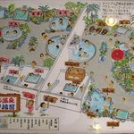Jungle Spa map