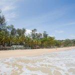 Catch Beach Club on Surin Beach