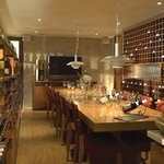 Waterfront Bar & Terrace - exclusive private wine room