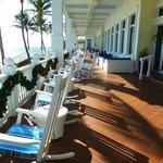 Pelican Grand Beach Resort - Veranda