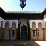 Museo Nacional de la Joyeria, Kasbah de los Oudayas, patio central