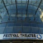 Festival Theatre facade