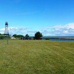 Pavilosta Marine Camping site