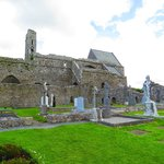 Corcomroe Abbey - One of Several Stops