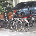Free transport provided at Dewa Phuket
