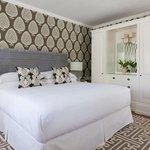 Gorgeous decor of our NEW Lark Suite