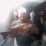 Night fishing was great !