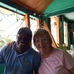 Jerome and mum