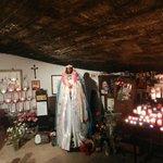 cripta di santa Sara