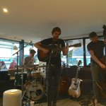 The Charlie Wingfield Band - Alex, Harry, Charlie and Chris